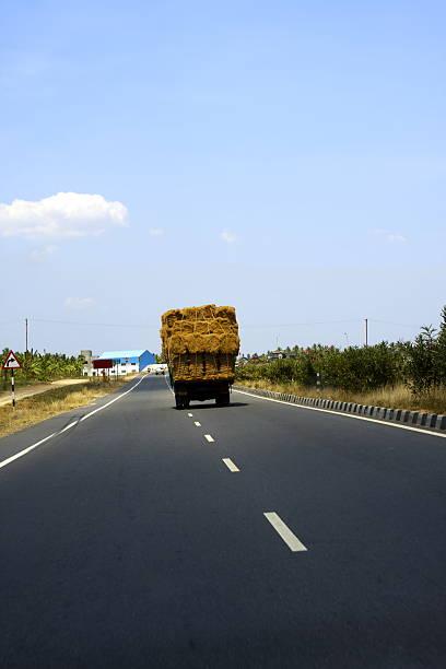 A highway - foto de acervo