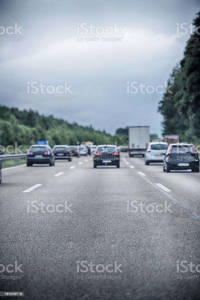 Highway stock photo