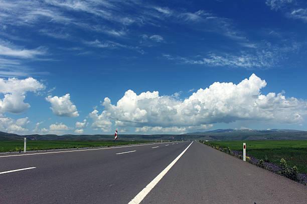 highway - freistaat stock-fotos und bilder
