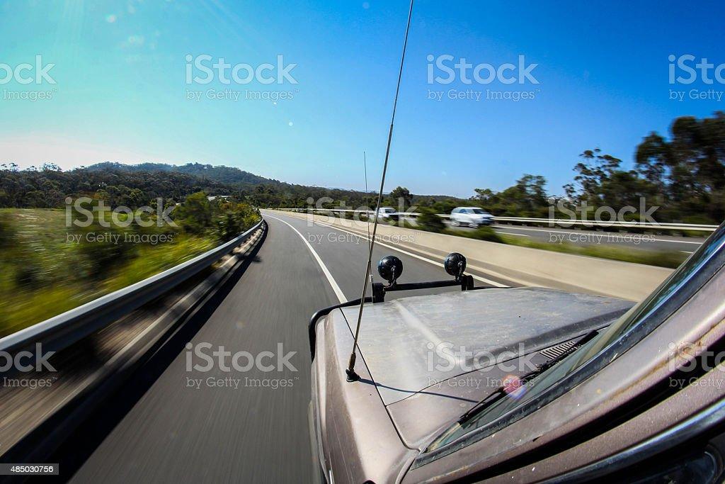 Highway Road Trip an der east coast von Australien – Foto