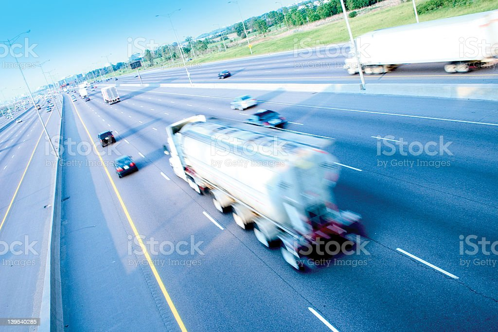 highway024 royalty-free stock photo