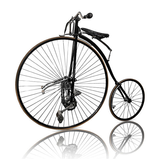 Hohe Rad Fahrrad – Foto