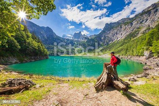 Summer, men, Mountain, One man Only, Motivation