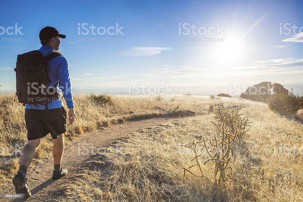 Outdoor-Landschaft Lizenzfreies stock-foto
