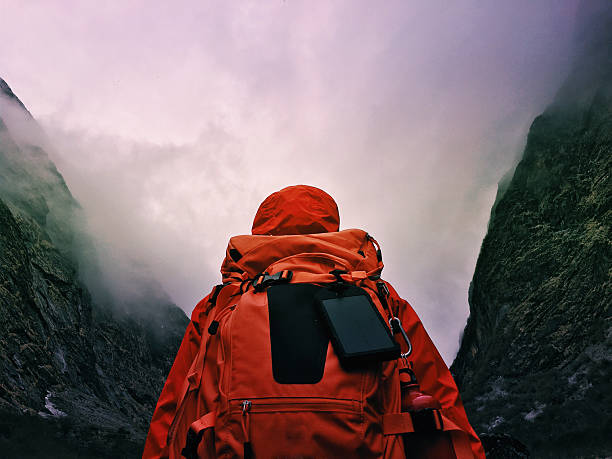 hiker - 外套 個照片及圖片檔