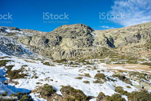 Hikers in the hiking route to the laguna grande de penalara picture id1059957846?b=1&k=6&m=1059957846&s=612x612&h=xuttdqu7ps2x cpzhahxdvghbpyoo9peb5rdoyxdwvu=