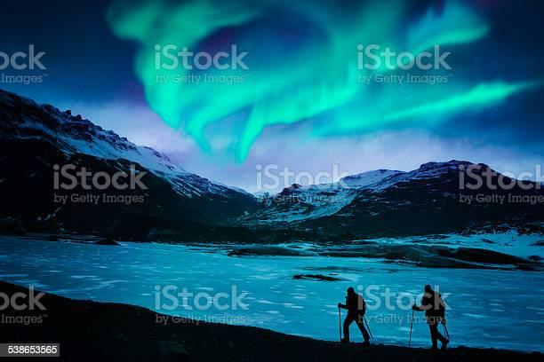 Hikers under the northern lights picture id538653565?b=1&k=6&m=538653565&s=612x612&h=9988pgbezx6dtxd mthdjgtzmnjkxvancrhrewuegps=