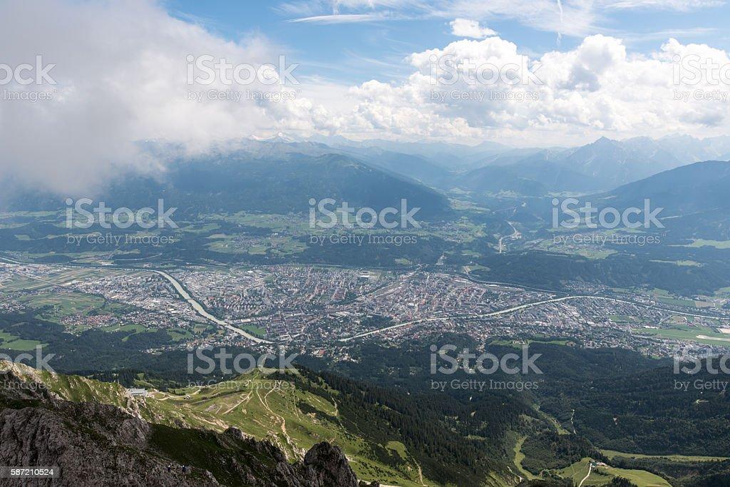 Klettersteig Innsbruck Nordkette : Hiking and climbing along insbruck nordkette klettersteig