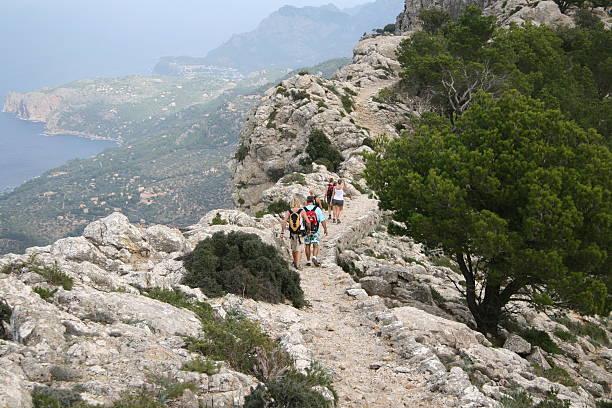 Wandern auf Mallorca – Foto