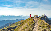 istock Hiking in the Allgaeu Alps 1141196044
