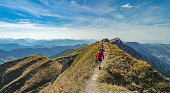 istock Hiking in the Allgaeu Alps 1141196976