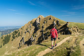 istock Hiking in the Allgaeu Alps 1141197042
