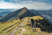 istock Hiking in the Allgaeu Alps 1141197295