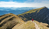 istock Hiking in the Allgaeu Alps 1141197485
