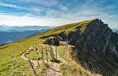 istock Hiking in the Allgaeu Alps 1141197677