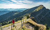 istock Hiking in the Allgaeu Alps 1141197848