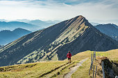istock Hiking in the Allgaeu Alps 1141198002