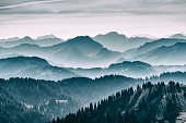 istock Hiking in the Allgaeu Alps 1141198207