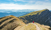 istock Hiking in the Allgaeu Alps 1141199196
