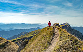 istock Hiking in the Allgaeu Alps 1141199413