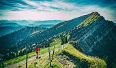 istock Hiking in the Allgaeu Alps 1141199488