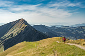 istock Hiking in the Allgaeu Alps 1141199862
