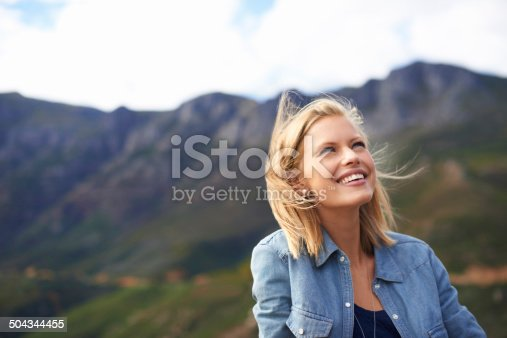 istock Hiking in the mountains 504344455