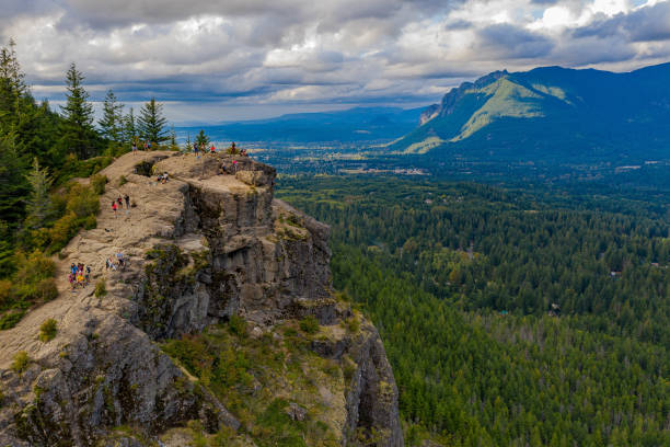 59 Rattlesnake Ledge Photos Stock Photos, Pictures & Royalty-Free Images -  iStock