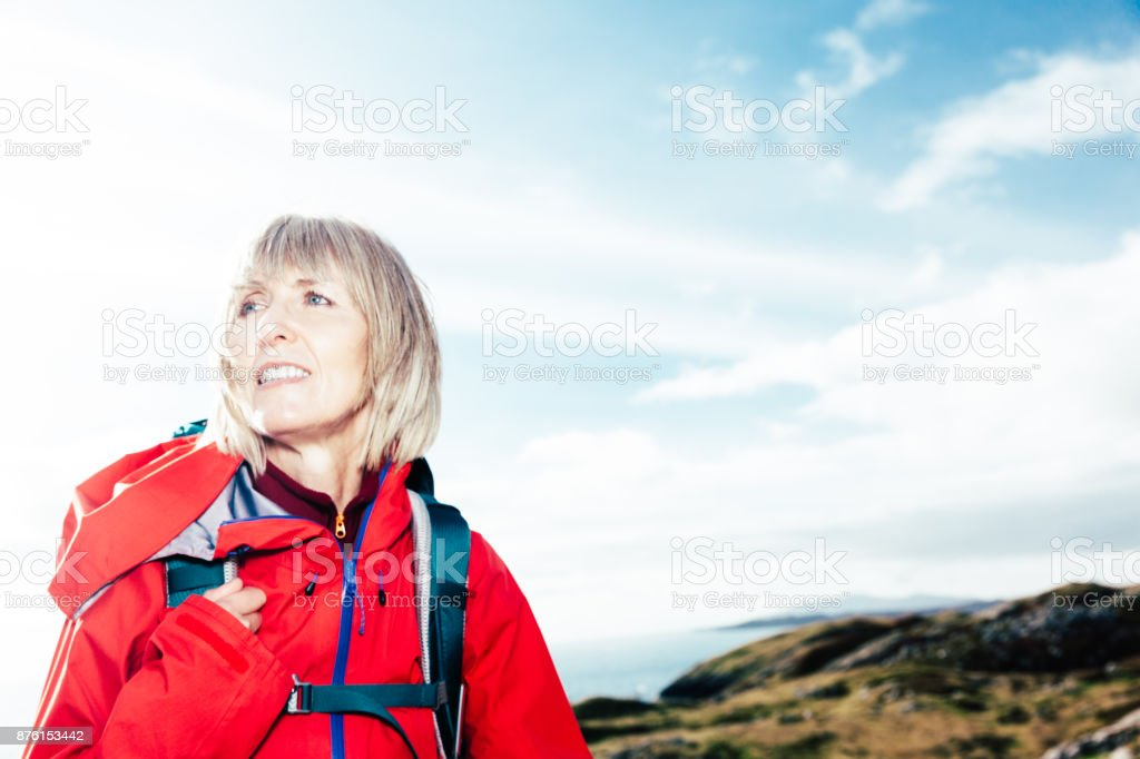 mature women scotland