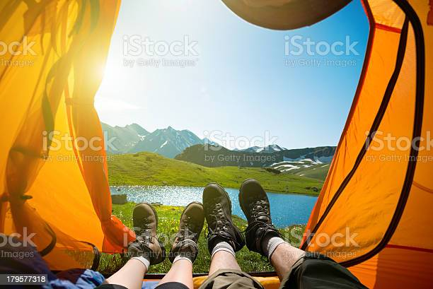 Hiking Stock Photo - Download Image Now