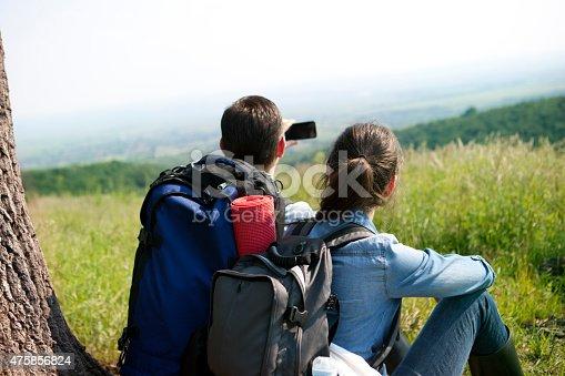 istock Hiking 475856824