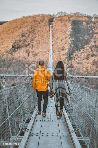 istock Hiking to greater destinations 1130467808
