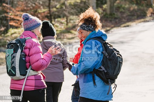 1051098428istockphoto Hiking with Friends 1156437734