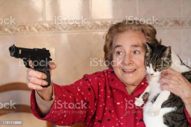 Hilarious lady protecting her cat picture id1191219992?b=1&k=6&m=1191219992&s=612x612&h=rz8zjk qcdtndgs6dmzty8t7nnrprtiqbnrmyllfjdg=