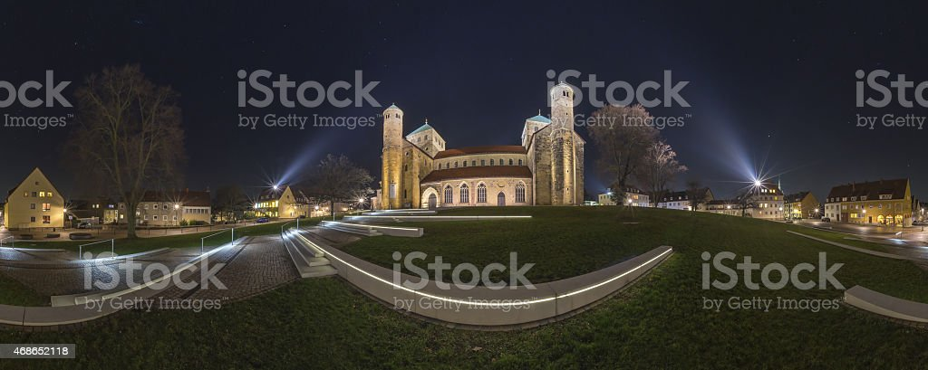 Hildesheim panorama à 360 degrés - Photo