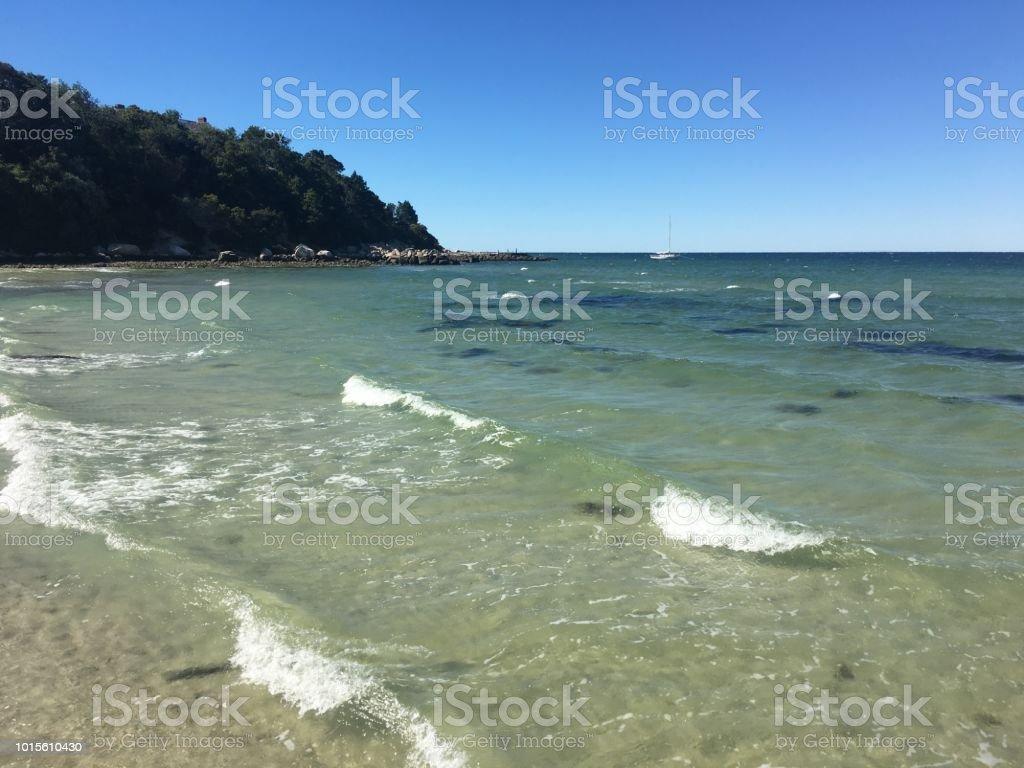 Hilton Head Beach - South Carolina stock photo