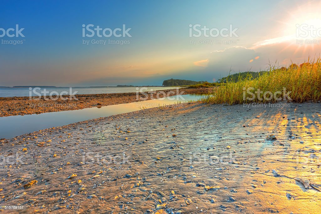 Hilton Head Island stock photo