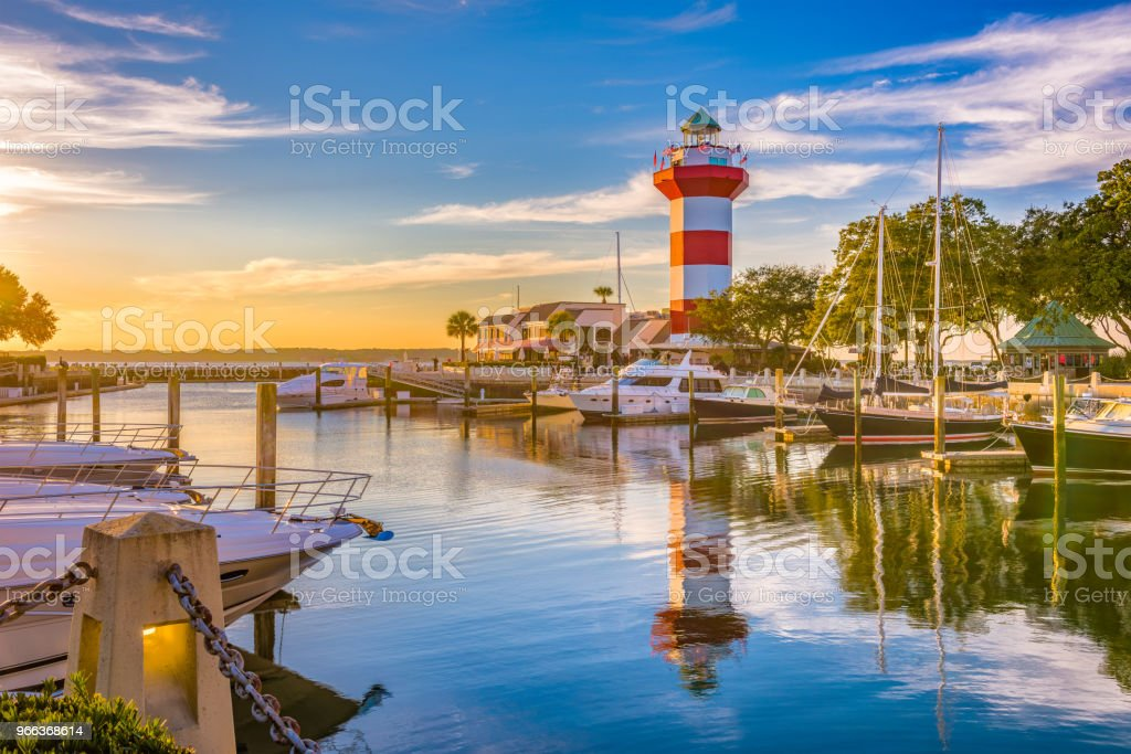 Hilton Head, South Carolina stock photo