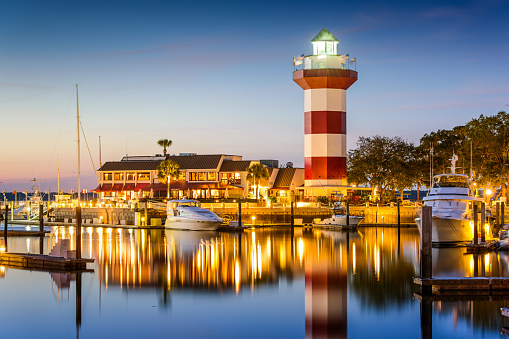 Hilton Head South Carolina Usa Stock Photo - Download Image Now