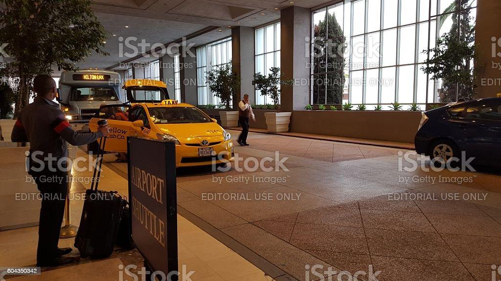 Hilton Lax stock photo