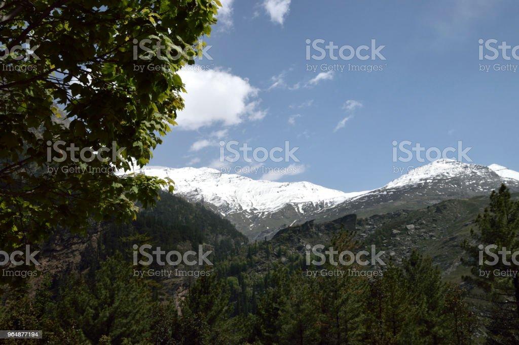 Himalaya royalty-free stock photo