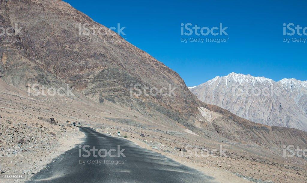 Himalaya-Landschaft – Foto