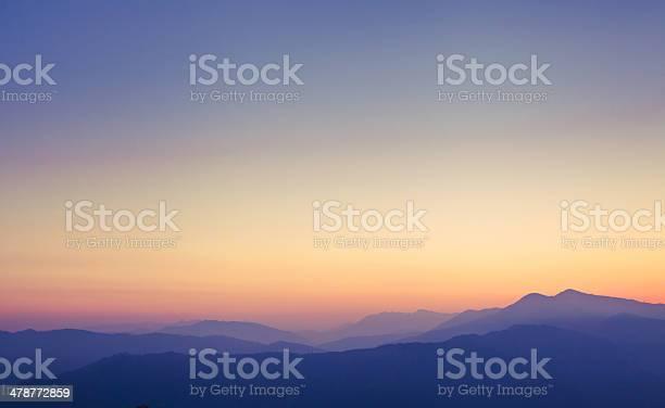 Photo of Himalayan mountains