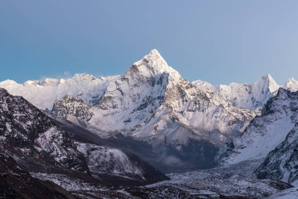 Himalayan scenery of mountain ama dablam summit picture id1176481099?b=1&k=6&m=1176481099&s=612x612&w=0&h=moubbgw9k4qvvpgrq0ueqmcrw3iftsnua zlr0nubwi=