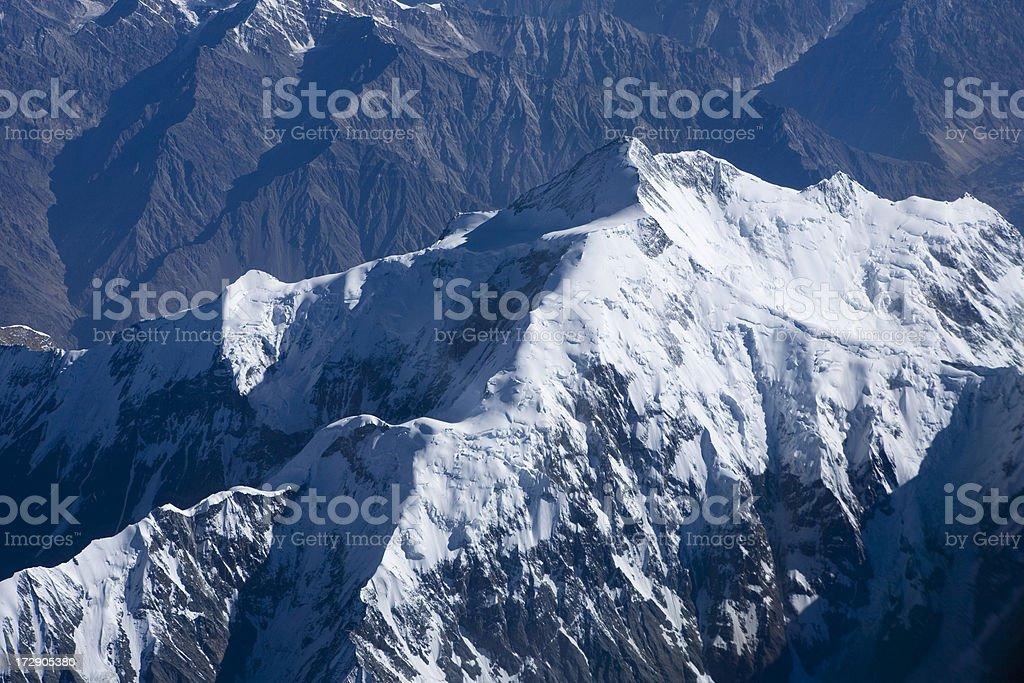 Himalaya's royalty-free stock photo