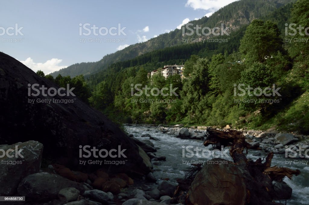 Himalaya royalty-free stock photo
