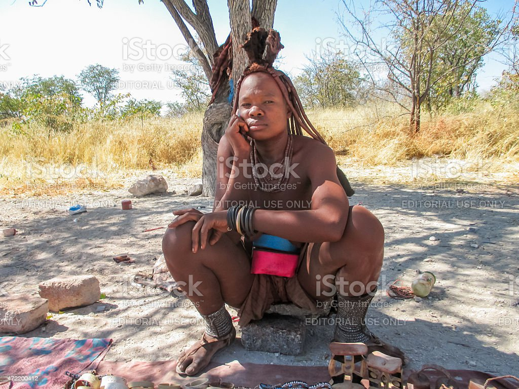 Himba Women Stock Photo - Download Image Now - iStock