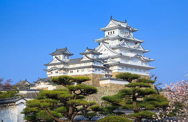 Burg Himeji, Hyogo, Japan – Foto