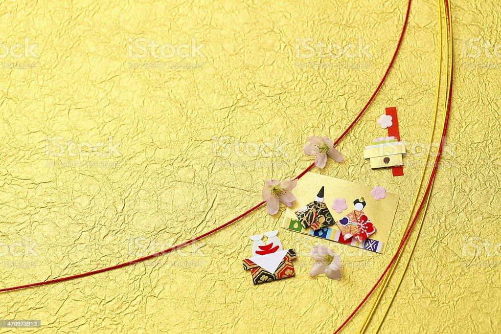Hinamatsuri, the Dolls' Festival of Japan stock photo