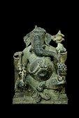 istock Hindu Diety Ganesha in Jade 1288607328
